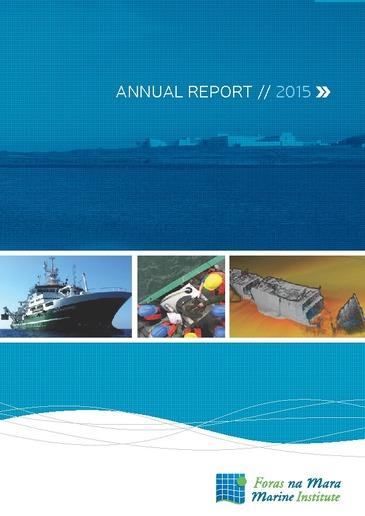 ANNUAL REPORT // 2015