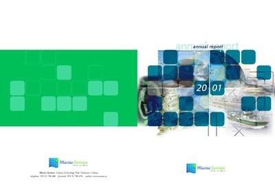 MI AR 2001 Cover (Page 1 - 2)